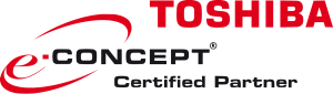 Certifed Partner Logo Toshiba