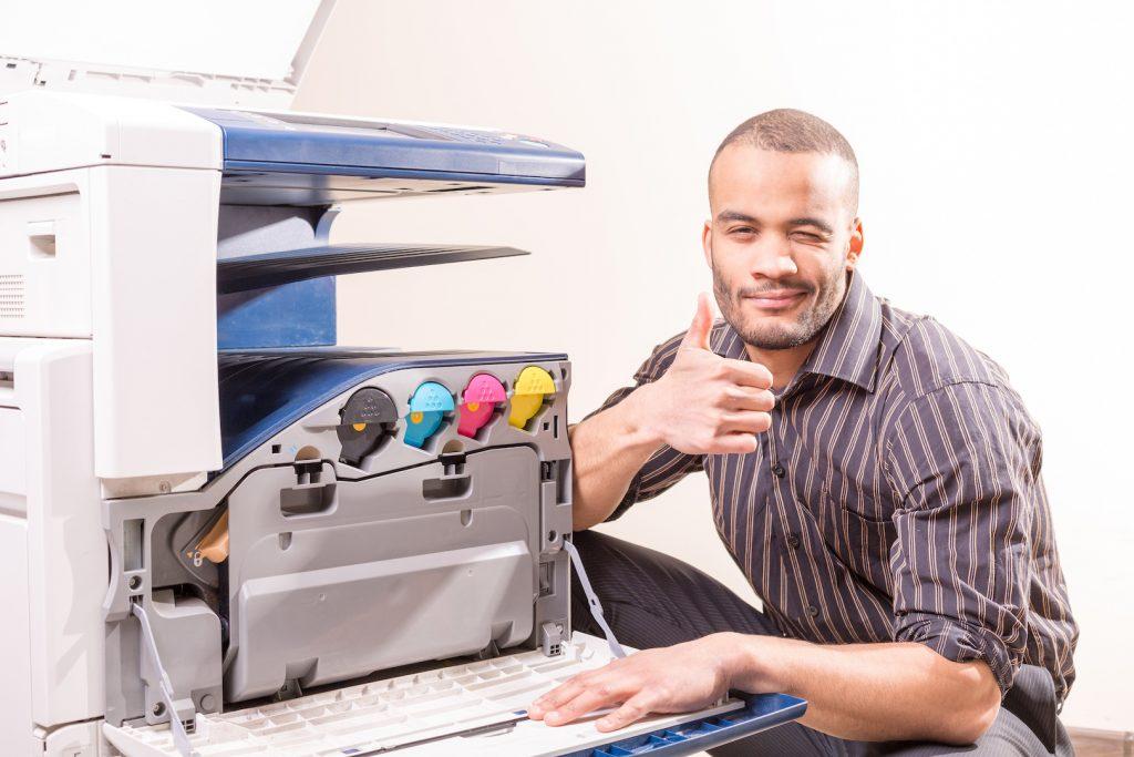 Bürosysteme – Kopierer, Drucker etc.